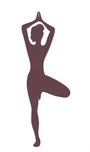 yoga übung die Heuschrecke